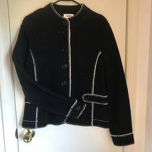 Large Talbots coat
